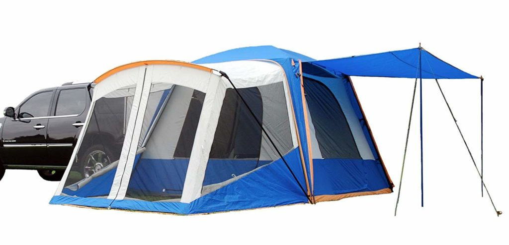 Napier Outdoors SUV tent
