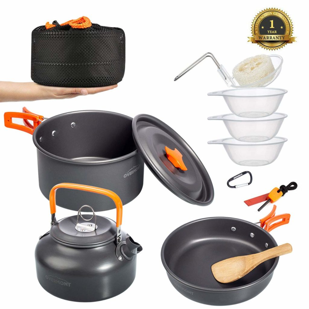camping kitchen kit
