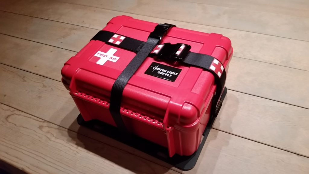 Outback first aid kit