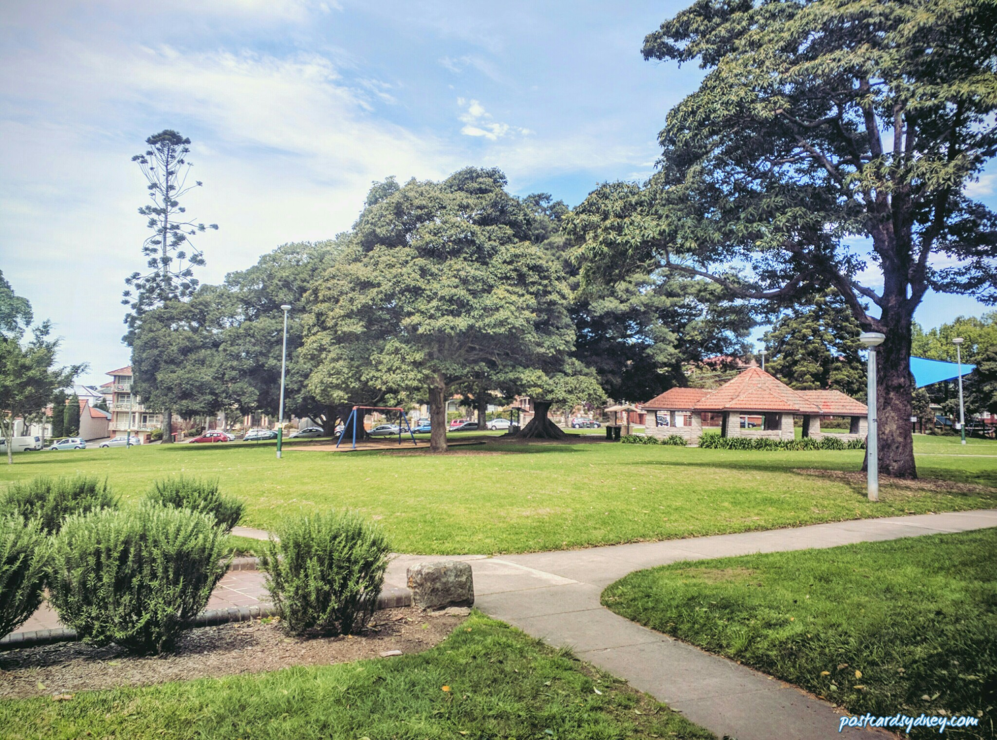 Ashfield Park sydney