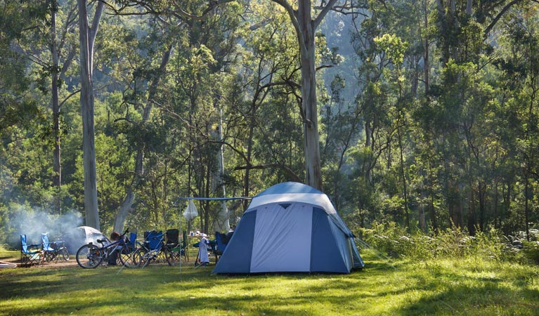 Camping tents and suuplies