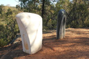 Sculpture in the Scrub Timallallie National Park