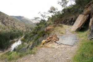 Turon Crossing Reserve Bridle Track free camping nsw