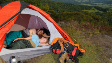 Most Comfortable Way to Sleep in a Tent: Seven Tips and Tricks